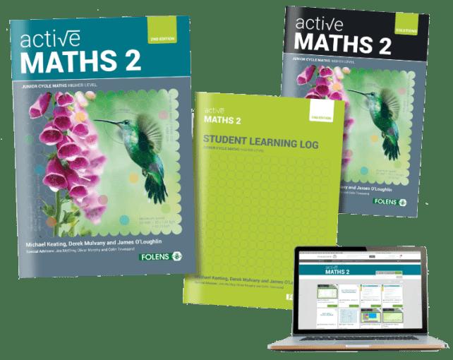 Active Maths   Folens