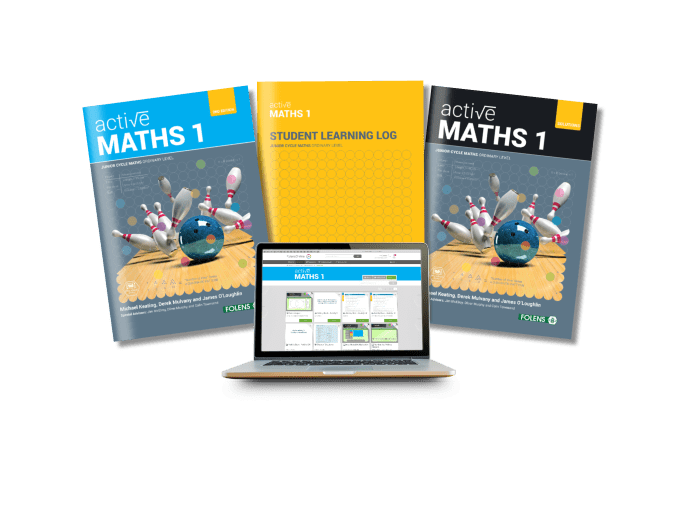 Active Maths | Folens