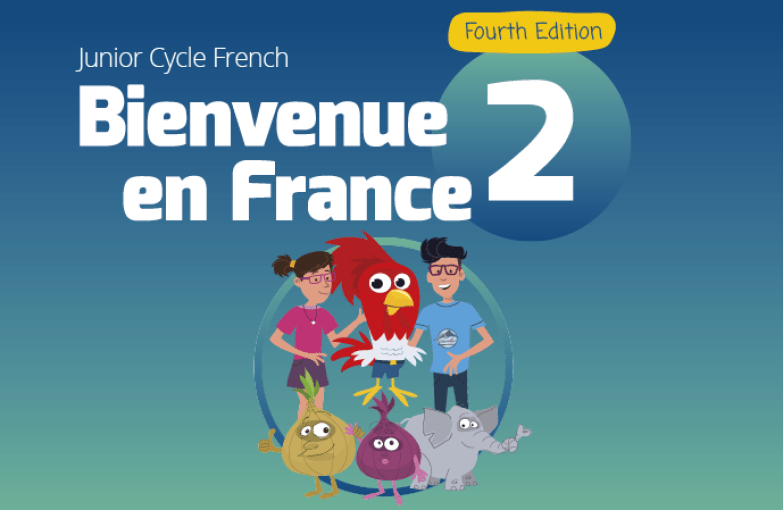 Bienvenue en France Folens Junior Cycle French podcasts