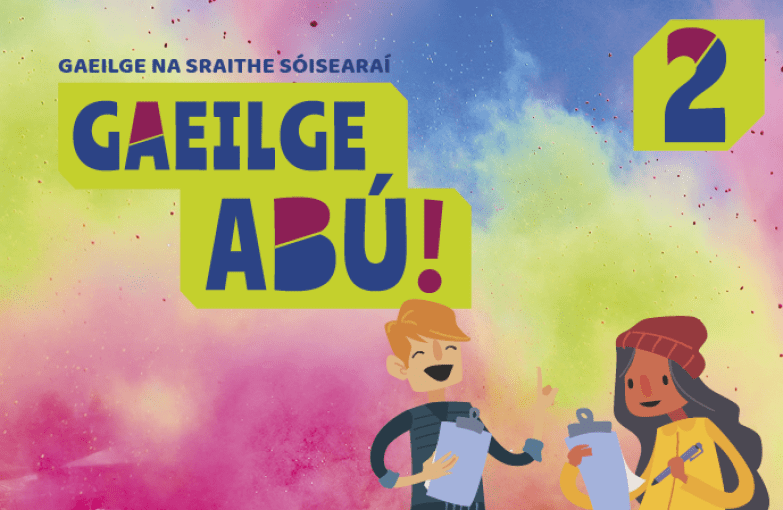 Gaeilge Abu Folens Junior Cycle Irish podcasts