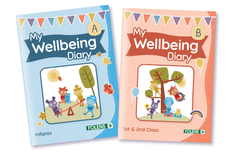 My Wellbeing Diary Folens Primary Wellbeing