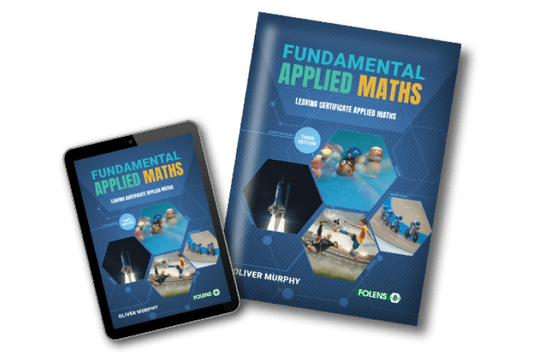 Fundamental Applied Maths 3rd Edition book and ipad