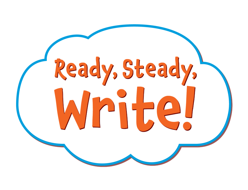Ready, Steady, Write, Folens Primary handwriting school books for junior infants, senior infants, 1st class, 2nd class, 3rd class, 4th class.