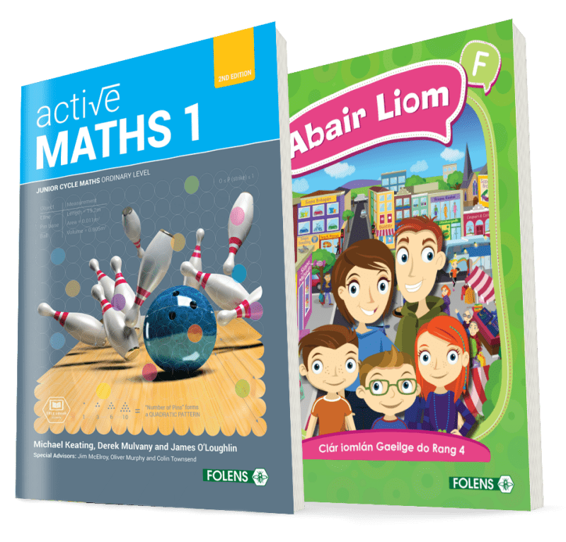 Active Maths 1, Abair liom
