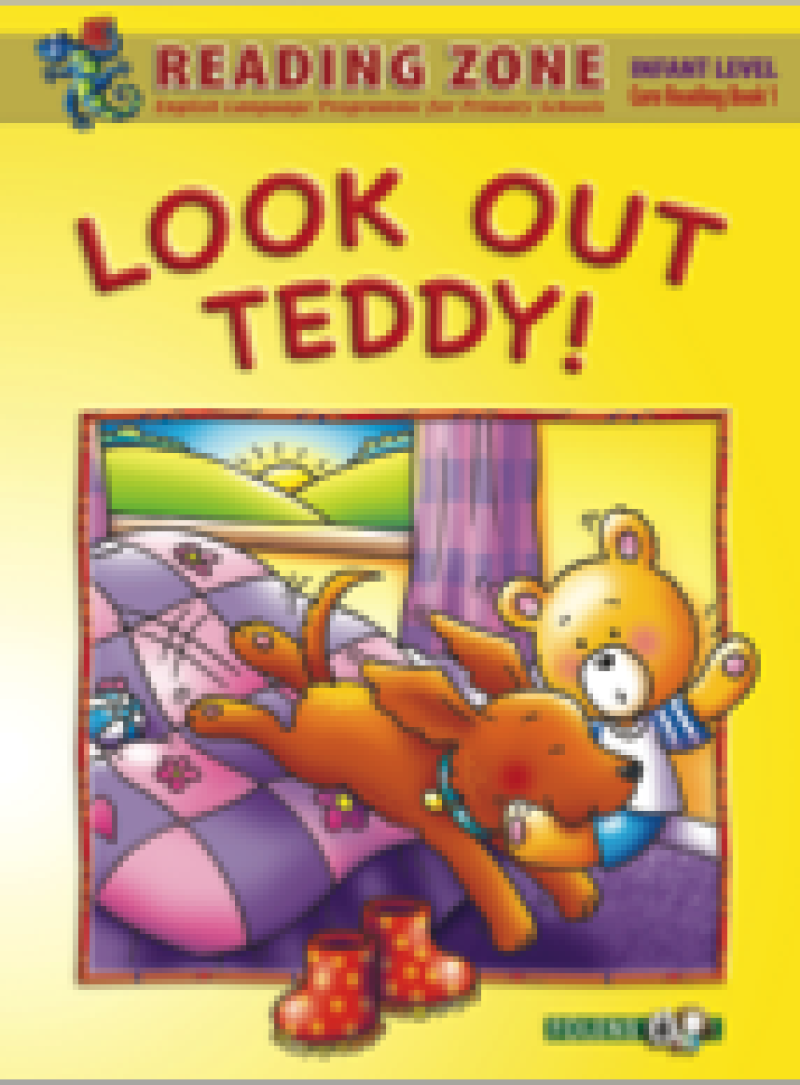 Look out teddy