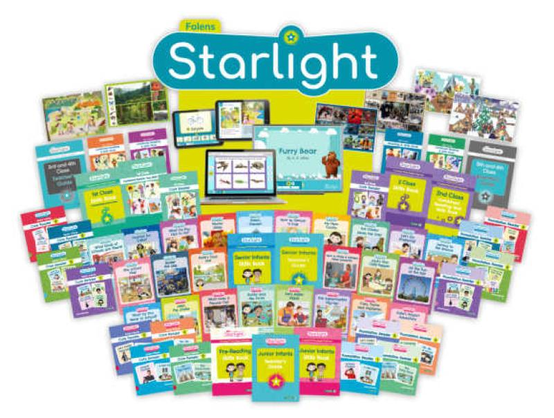 Starlight Programme of text