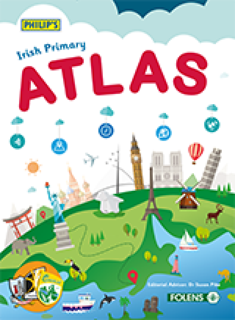 Irish Primary Atlas thumb