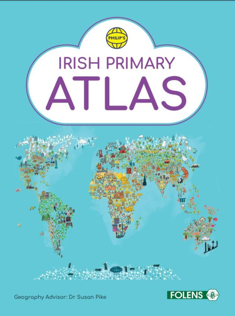 Philip's Irish Primary Atlas